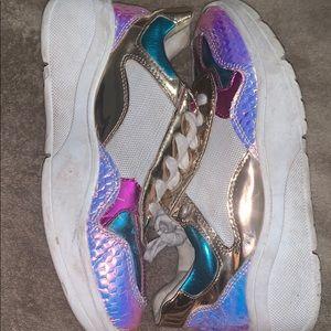 Steve Madden Shoes - Steve Madden Girls Jmemory Sneakers
